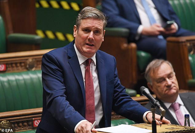 Skeletons in Sir Keir Starmer¿s closet will start rattling with the news that several writers are planning biographies of him