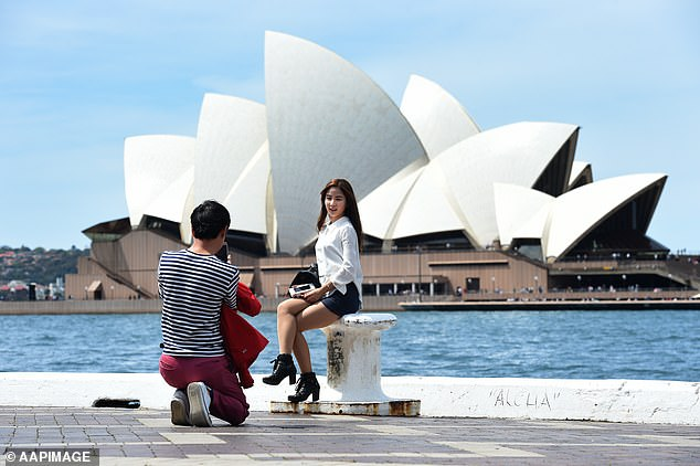 International tourists will be allowed to enter Australia freely by this time next year, Tourism Minister Dan Tehan hopes